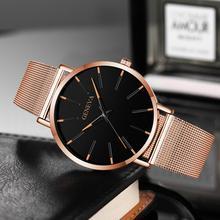 Fashion Minimalist Watch Men Quartz Clock Mens Watches Top Brand Luxury Ultra Thin Mesh Steel Waterproof Clock Male reloj hombre все цены