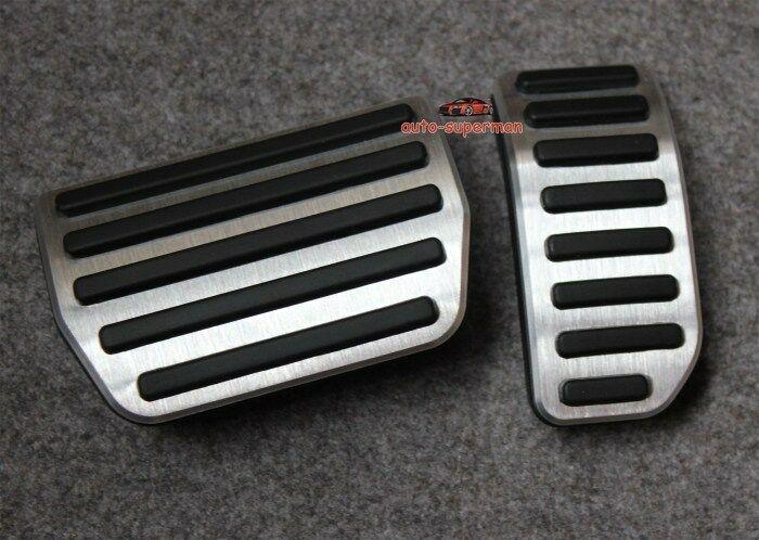 Aucun frein de carburant de perceuse au couvercle de protection de pédale de Sport pour LHD VOLVO XC70 2008-2015