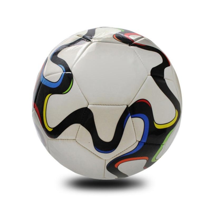Pu Soccer Ball Size 5 Football Match For Training Balls Gifts Training Learning Soccer Ball QW85