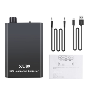 Image 4 - Kebidu Mini Hifi Hoofdtelefoon Versterker Draagbare High Fidelity Digitale Amp Stereo Muziek Amplify Audio Draagbare