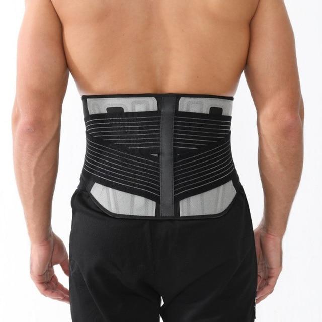 2020 Waist Trainer & Trimmer Sweat Belt For Men & Women Fitness Shapewear Wrap Tummy Stomach Weight Loss Fat Hot Sale 1