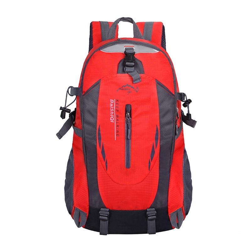 LITTHING 2019 Waterproof Backpack Men Bag Hiking Travel Outdoor Bag Notebook Backpack Women Theft Sports Bag Mochila Escolar