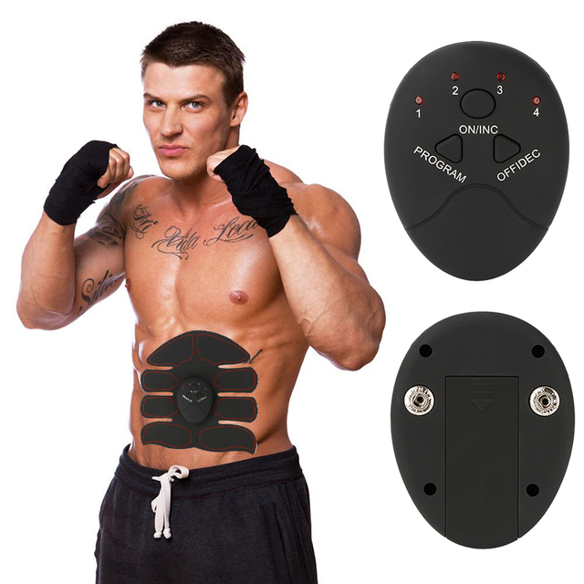 Muscle Training Massage Machine Controller Black Smart Wireless Fitness Instrument Accessories Wireless Controller 2