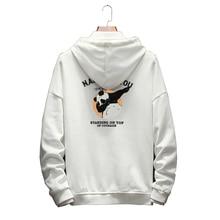 panada Hoodies Men  Funny Graphic Sweatshirt Men/Women Harajuku Fashion Sweat Unisex Long Sleeve Sudadera Mujer