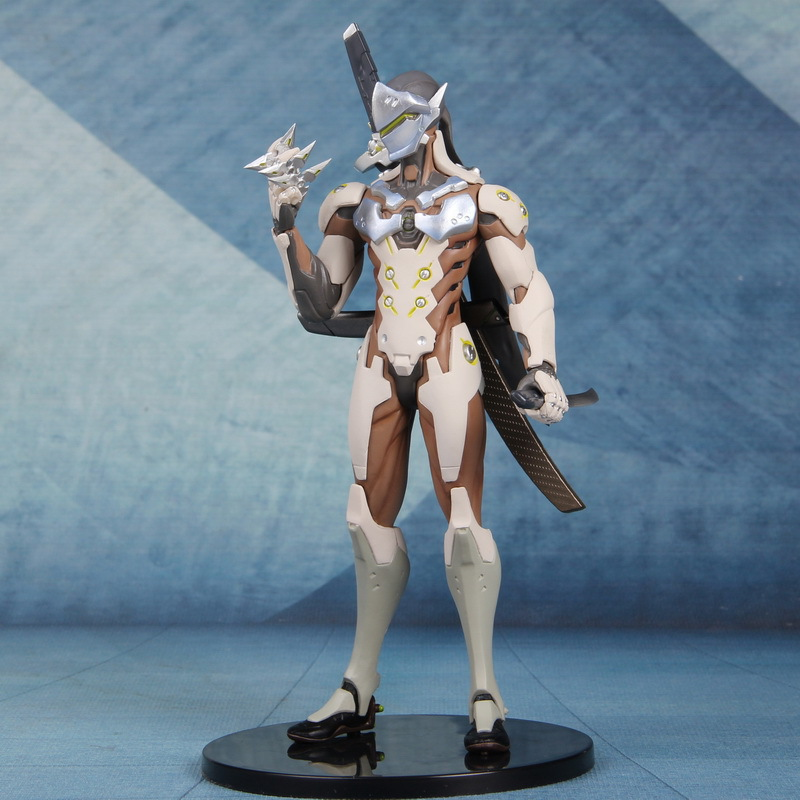 Overwatch Genji Genji Shimada Genji Assault Hero Game Boxed Figure Toy PVC Boxed Model Gift for A Friend or Child 2