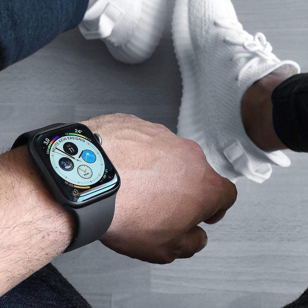 Multi Silicone Band for Apple Watch 45