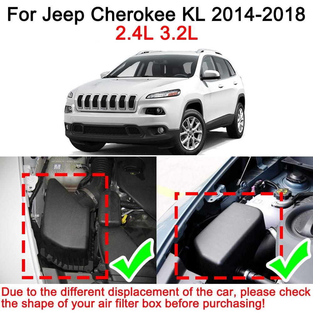 Engine /& Cabin Air Filter for 2014-2017 Jeep Cherokee OE# 52022378AA 68223044AA