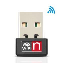 Мини сетевой карты Беспроводной USB Wi-Fi 150 Мбит 2dBi Wifi адаптер для планшетных Wi Fi Телевизионные антенны 802.11 г/B /N компьютерной сети сетевой карт...