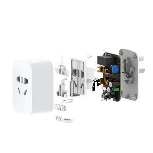 Image 4 - Xiaomi Mi Mijia חכם שקע תקע Bluetooth gateway או ZigBee גרסה אלחוטי מתגי טיימר WiFi על ידי Mi בית Mijia APP