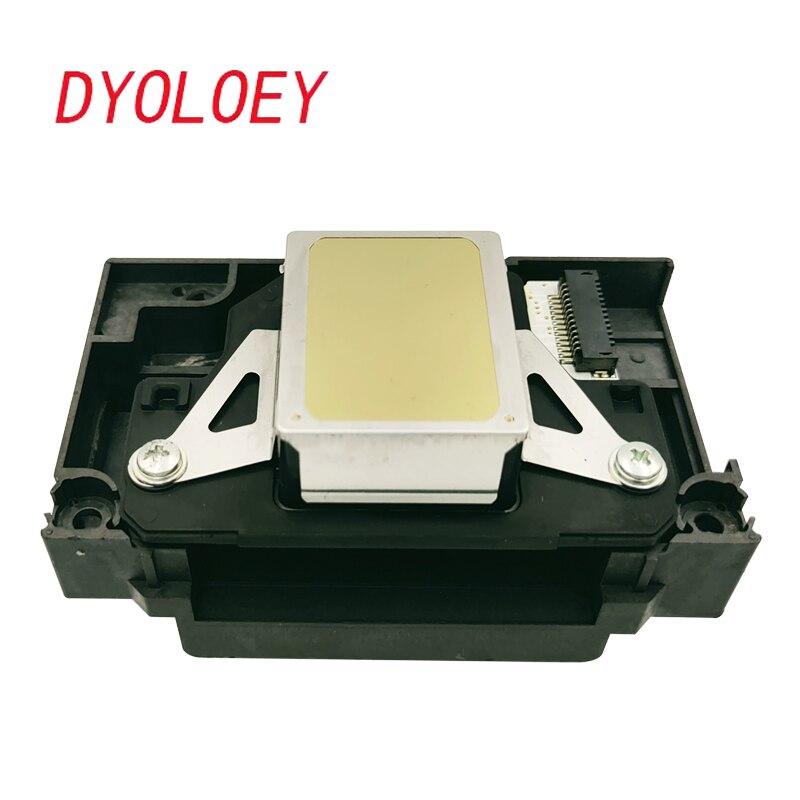 F180000 печатающая головка для Epson R280 R285 R290 R295 R330 RX610 RX690 PX660 PX610 P50 P60 T50 T60 T59 TX650 L800 L801