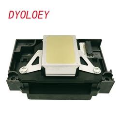 F180000 Printhead Print Head for Epson R280 R285 R290 R295 R330 RX610 RX690 PX660 PX610 P50 P60 T50 T60 T59 TX650 L800 L801