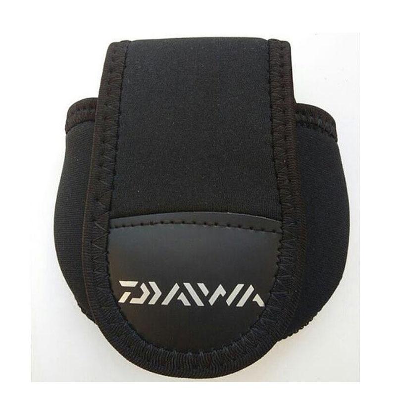 Daiwa Baitcasting Reel Bag Cover Fishing Reels Protective Case Bag Fly Fishing Baitcaster Reel Bags