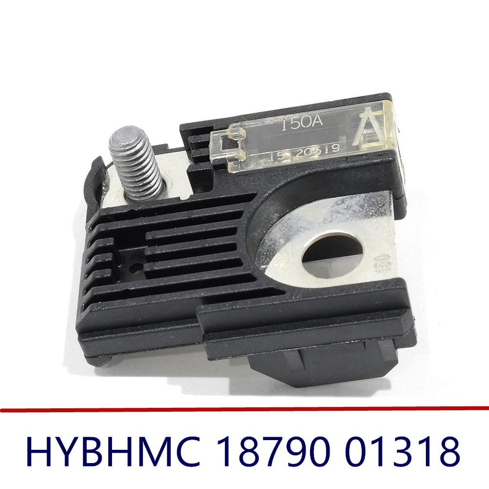 genuino 150 amp fusivel 18790 01318 para hyundai santa fe para kia 1879001318