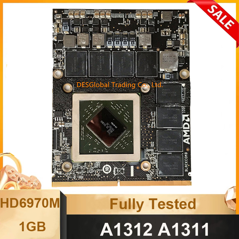 "Buy Online  For Apple iMac 27"" A1312 2011 HD6970 HD6970m HD 6970 6970M 1GB Video Graphic VGA Card GPU 109-C2965"