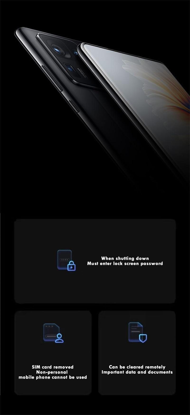 Mi MIX 4 Smartphone