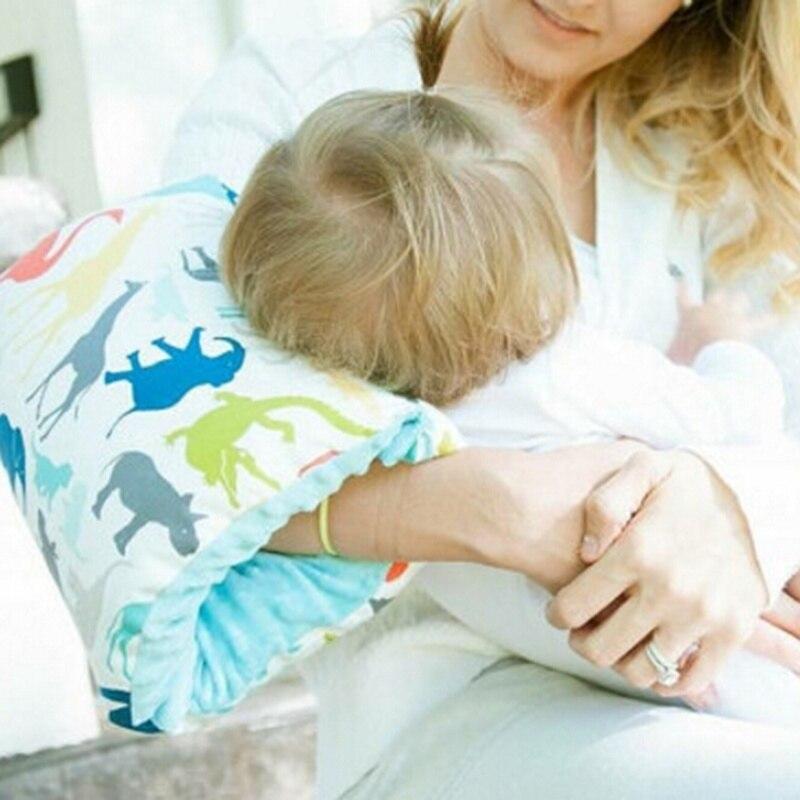 2020 NEW Baby Pillow Women Mom Nursing Pillow Breastfeeding Arm Pillow Random Style Plush Cartoon Flower Baby Accessories
