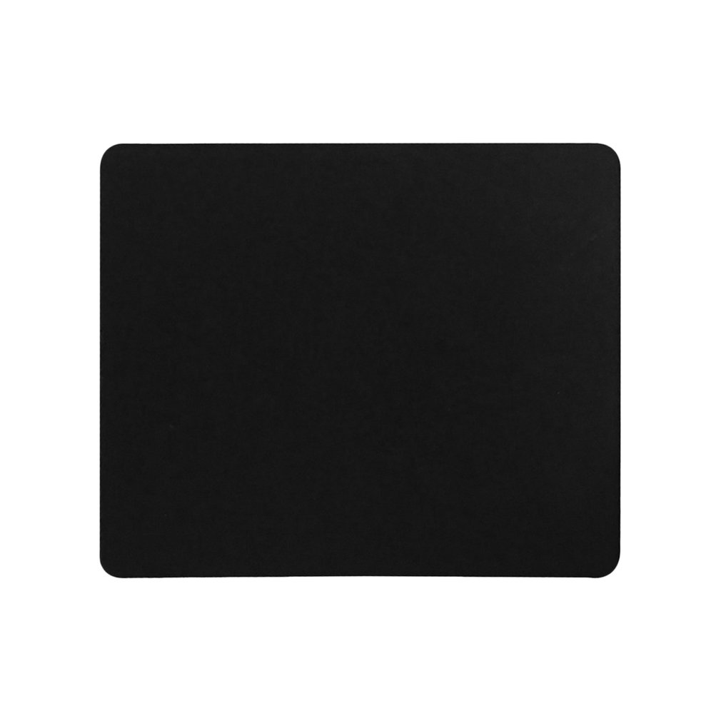 22*18cm Universal Mouse Pad Mat Precise Positioning Anti-Slip Rubber Mice Mat For Laptop Computer Tablet PC Optical Mouse Mat
