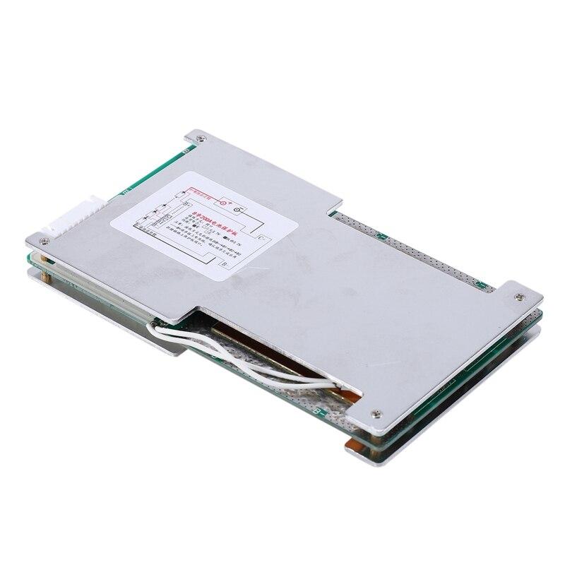 8S 24V 200A Lifepo4 плата защиты батареи UPS инвертор энергии BMS печатная плата с балансом