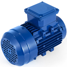 VEVOR Three Phase 400V B5 B14 Mounted 0.18kw 0.25kw 1/3 1/4 Electric Servo Motor Standard Rated Speed 3000 RPM Air Compressor