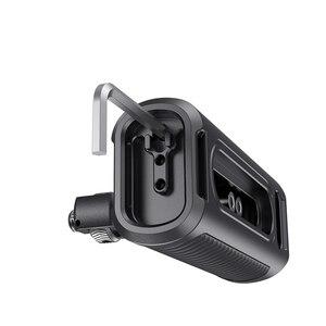 Image 5 - Smallrig Camera Hand Grip Aluminium Arri Lokaliseren Side Handvat Voor Sony, voor Nikon Camera Cage W/Koud Schoen Mount Voor Diy 2426