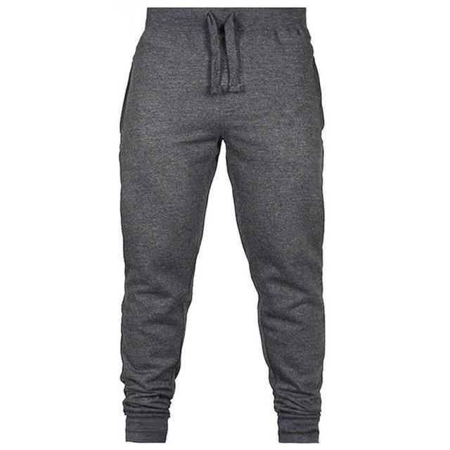 Litthing 2019 New Autumn Winter Mens Sports Pants For Casual Sweatpants Hip Hop Pants Streetwear Trousers Men Cashmere Joggers 4