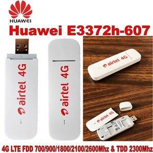 Image 5 - Cat4 150Mbps Huawei E3372 E3372H 607 Universal 4G Dongle Support LTE FDD B1/B3/B7/B8/B28/B40