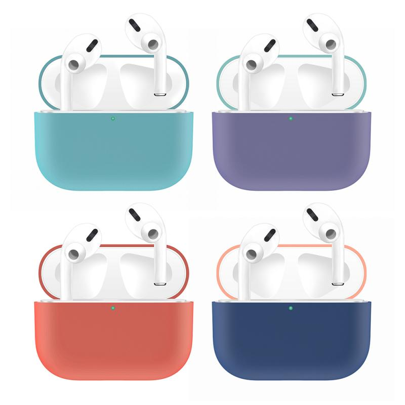 High Quality <font><b>Case</b></font> For Apple <font><b>Airpods</b></font> Pro Wireless Headphones Stylish Earphone Accessories For <font><b>Airpods</b></font> <font><b>Case</b></font> 100% <font><b>Brand</b></font> New image