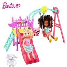 Original Brand Barbie Little Mermaid chelsea Mini Baby Dolls Boneca for Girls Girls 8 Cm New Model Kids Toys for Girls Children