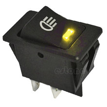 Voiture Universel Phare Anti-brouillard Interrupteur À Bascule 4broches 12V 35A 28 to
