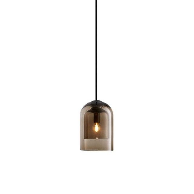 светодиодный комнатный светильник e14 современная геометрическая фотография