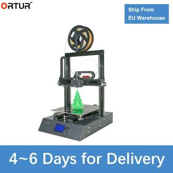 2019 3D Printer Ortur4 V1 Metal Structure Large 3D Printer Impresora I3 Most Affordable Professional High Speed FDM 3D Printer