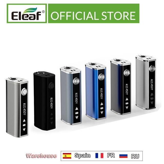 Fransa depo orijinal Eleaf iStick TC 40W MOD ile dahili 2600mAh pil elektronik sigara vape mod