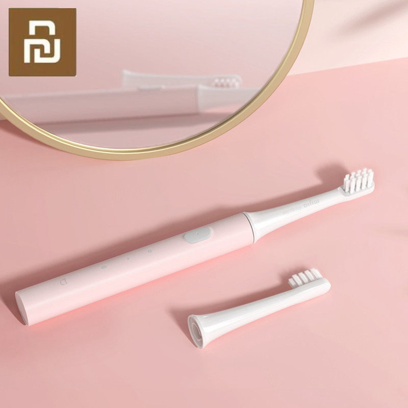Xiaomi Mijia T100 Smart Electric Toothbrush 2speed Cleaning Mode Xiomi Sonic Toothbrush MI HOME Toothbrush Whitening Oral Care