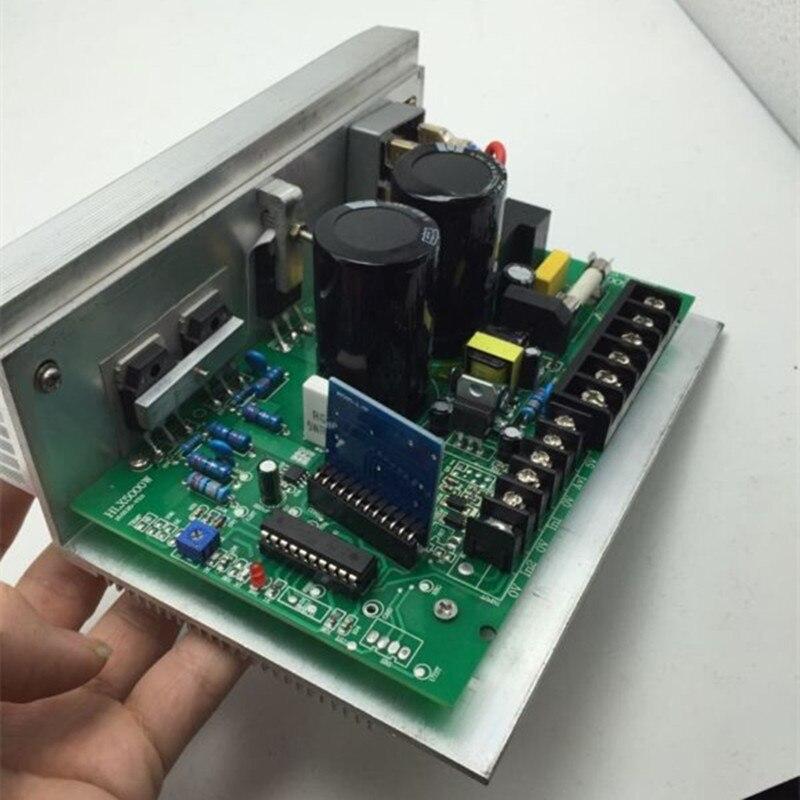Régulateur de vitesse de moteur à courant continu haute puissance 4000W régulateur de vitesse de moteur la carte de conducteur de commutateur d'alimentation