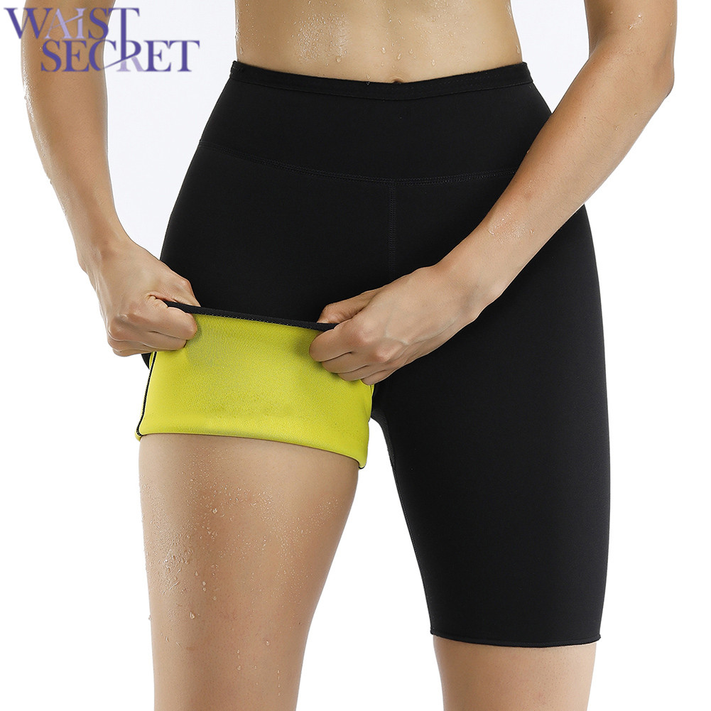 Waist Secret Pantalones Adelgazantes De Neopreno Para Mujer Pantalones Moldeadores De Neopreno Para Sudar Braguitas De Control De Estiramiento Pantalones Delgados De Cintura Burne Bragas Modeladoras Aliexpress