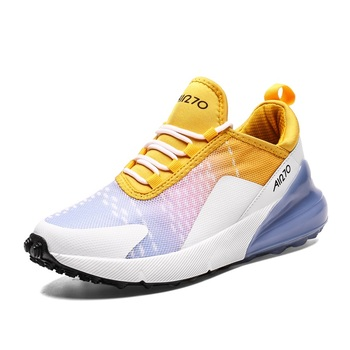 2020 Hot Sale Four Seasons Running Shoes Men Lace-up Athletic Trainers Zapatillas Sports Shoes Unisex Outdoor Walking Sneakers hot sale four seasons running shoes men lace up athletic trainers zapatillas sports male outdoor walking large size sneakers