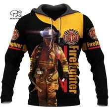 Ух девушка пожарный пожарных hero harajuku Повседневный Спортивный