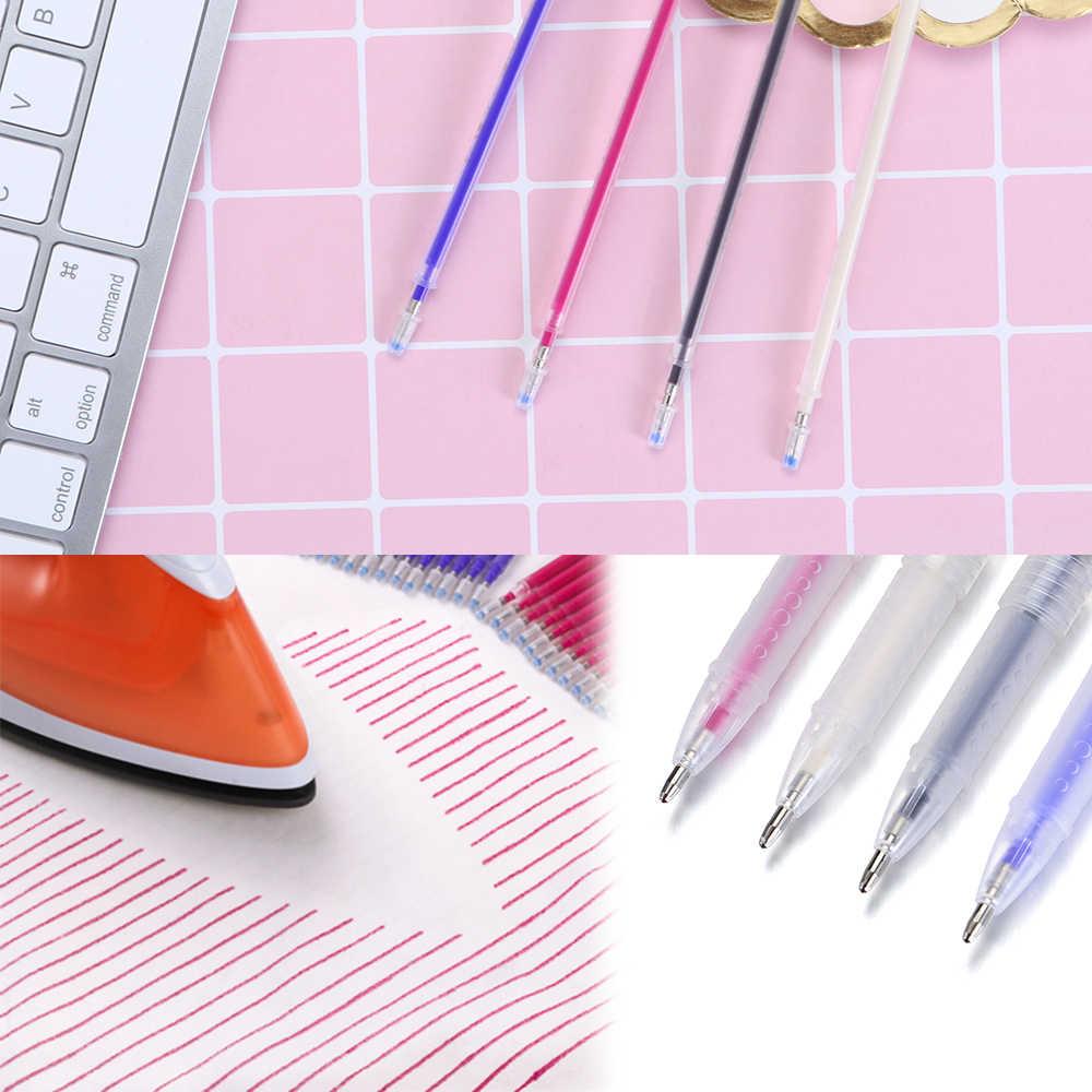 1 ชุดความร้อนFade Outเครื่องหมายผ้าดินสอสูงอุณหภูมิDisappearingปากกาเย็บวาดเส้นอุปกรณ์เสริม