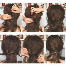 Pony Tail Hair Clip