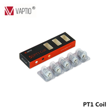 [Special price 2 packs $11.99!!]Vape replacement coils for Vaptio P1/P1-TF/P2/P3 gear/C2/Move 60 kit head coil 5pcs /pack