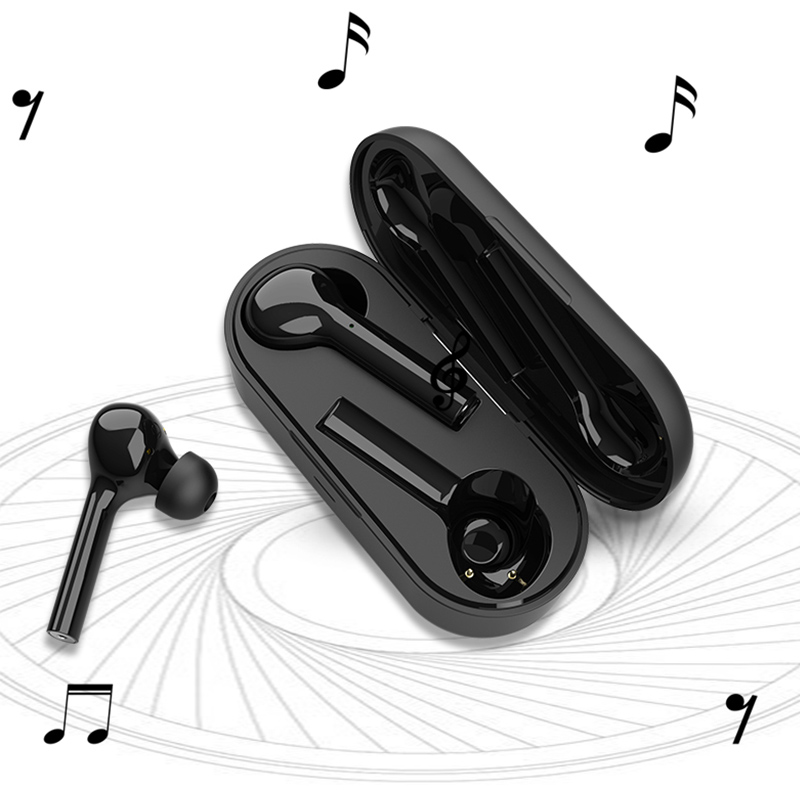 Oneplus Bluetooth 5.0 wireless headset sports running earbuds touch control, dual microphone mini comfortable wearing HIFI