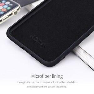Image 4 - עבור iphone 11 2019 כיסוי Nillkin טהור רך נוזל סיליקון גומי עטוף מקרה אנטי הלם טלפון מעטפת עבור iphone 11 Pro מקסימום