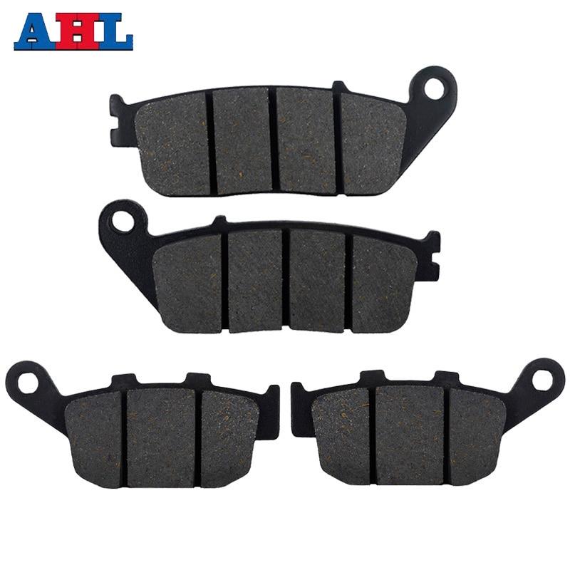 For HONDA CBR250R VTR250 CB300F CBR300R CBR300RA CB500F CB500X CBR500R CB300 CBR300 CB500 CBR500 R F X RA Front Rear Brake Pads