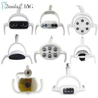 Dental operation lighting LED lamp for implant for dental chair cold light shadowless Induction Lamp