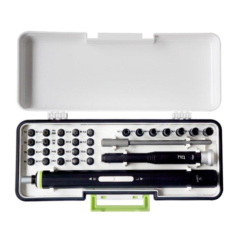 Tournevis électrique tournevis dynamométrique électrique gamme de couple embrayage Auto-Stop batterie 800Mah pour téléphone portable et ordinateur portable