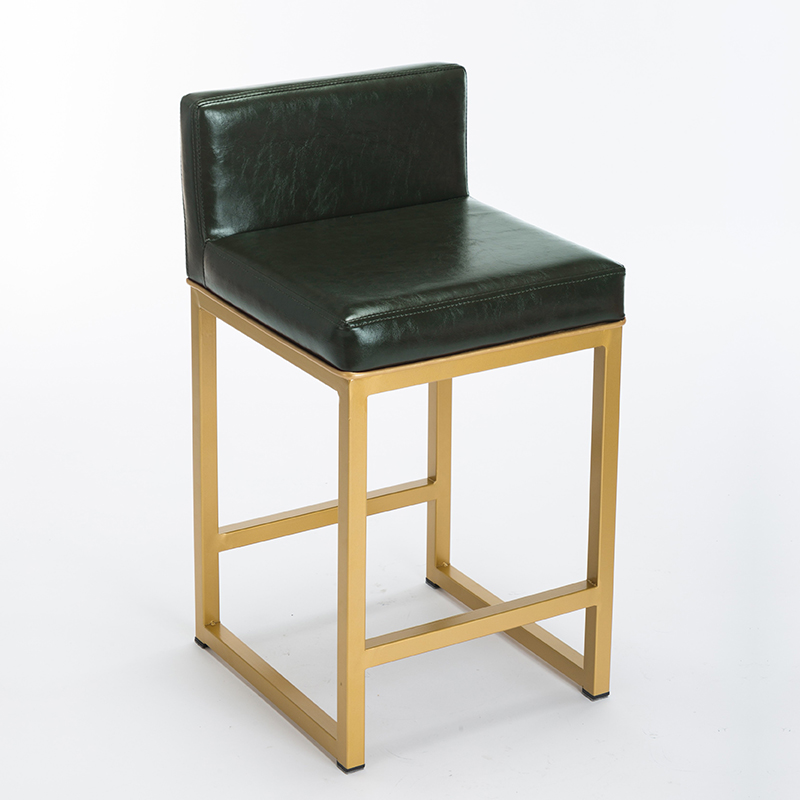 High Chair, Backrest Clothing Store, Spectacle  Jewelry  Special Stool,   Counter, Gold And Silver Jewe