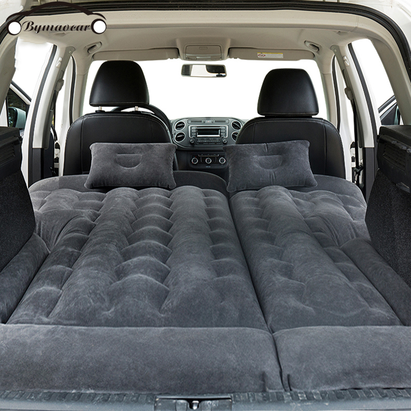 inflatable car mattress SUV Inflatable Car Multifunctional bed  accessories travel goods