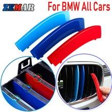 3 шт. ABS для BMW X1 X3 X4 X5 X6 1 2 3 4 5 6 7 серии G30 G20 G05 F15 F16 G01 G02 F25 F30 F10 F20 E46 E90 E60 решетчатые полосы