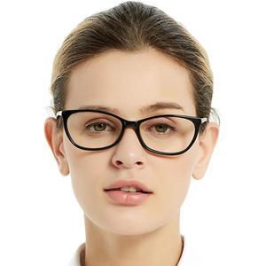 Image 2 - Spedizione gratuita moda acetato occhiali fatti a mano prescrizione lente medica occhiali da vista donna e uomo telaio ZOU