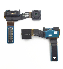 1pcs Front Facing small Camera Module Flex Cable For Samsung Galaxy Note 3 Note3 N9005 Universal type Camera Original New 1pcs rear camera front small camera module facing iris id flex cable for samsung galaxy note 8 n950f n950n n950u s8 plus g955u